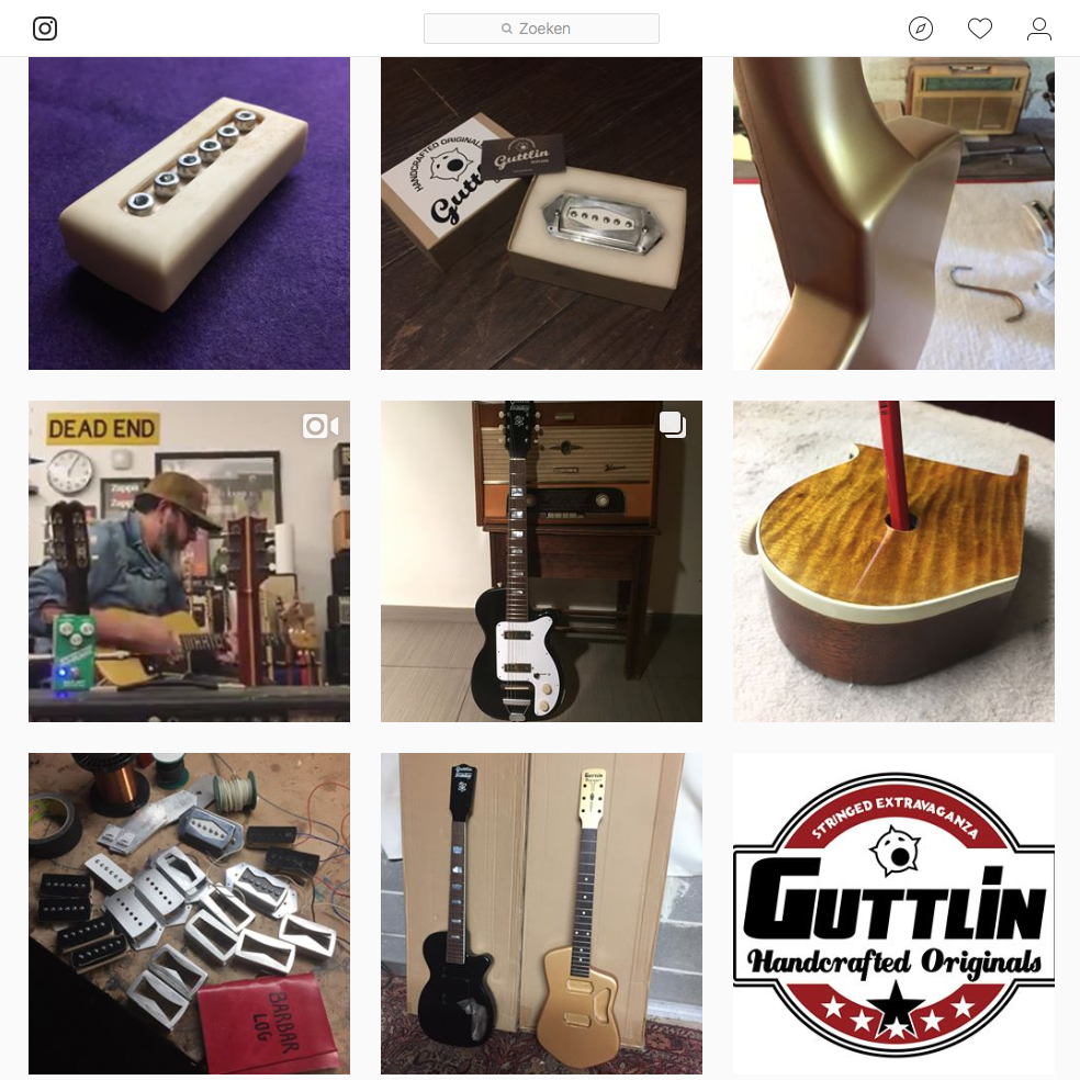 guttlin guitars